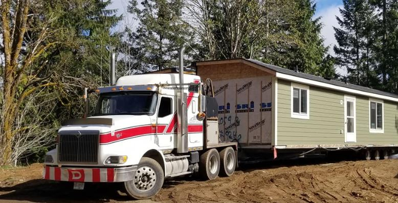 Mobile Home Moving Company